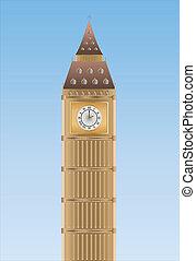 big Ben - Big Ben in London England