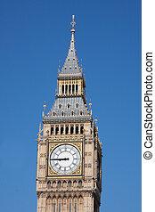 Big ben clock, House of parliament, Wetstminster UK