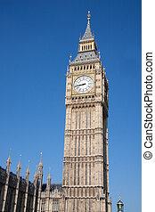 Big ben clock, House of parliament