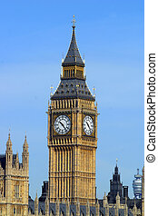 Big Ben clock tower