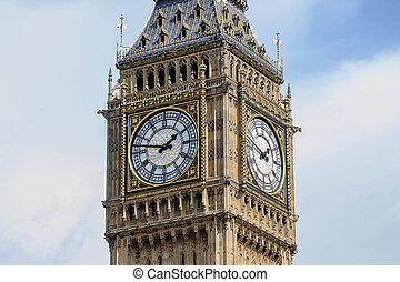 Big Ben Elizabeth Tower - The Big Ben is part of the...
