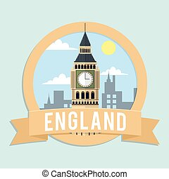 big ben england banner