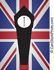 Big Ben Flag