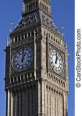 Big Ben in London