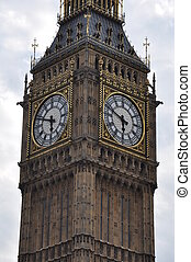 big ben, in, london