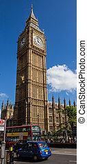 Big Ben in Londyn