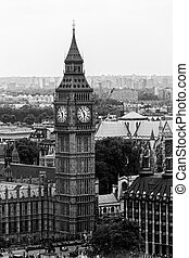 big ben, -, london