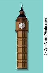 big ben london england design