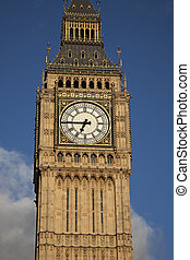 Big Ben; London; England; UK