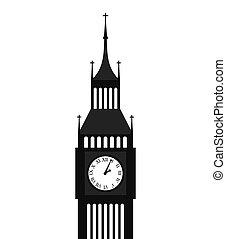 big ben, london, gebäude