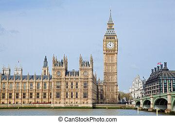 big ben, london