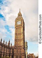 big ben, london, vereinigtes königreich