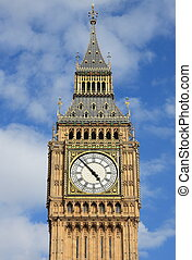 Big Ben, Westminster Palace, London