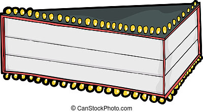 theater marquee stock illustrations 2 001 theater marquee clip art rh canstockphoto com marquee clipart border theater marquee clipart free