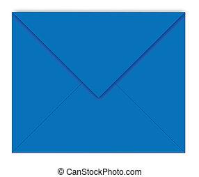 big blue envelope