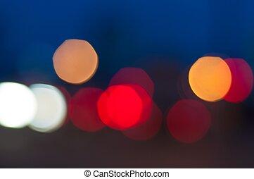 Big Bokeh Lights