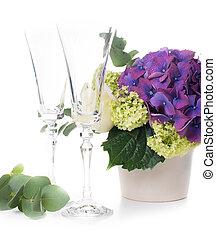 bouquet of fresh flowers