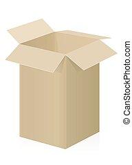 Big Box Top Open