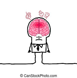 big brain man & fever