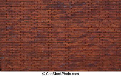 big brick wall