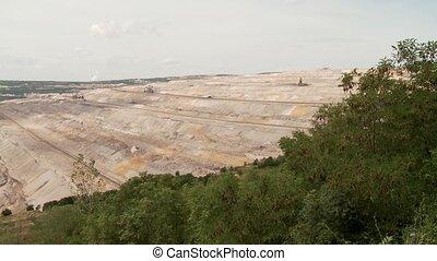 big bucket wheel ? Mining Coal