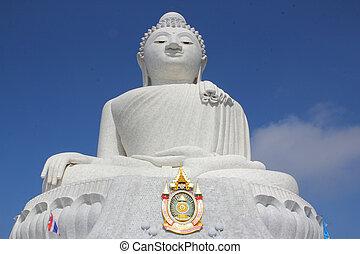 Big Buddha monument, Thailand Phuket