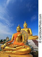 Big buddha statue  thailand