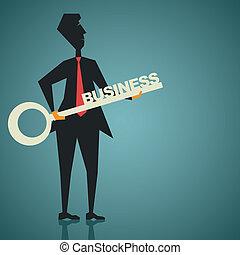 business key