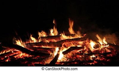 campfire - big campfire
