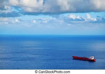 Big Chemical Tanker