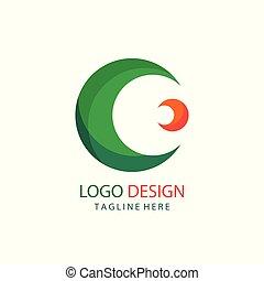 Big Circle Logo Design For Company
