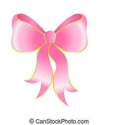 big color bow