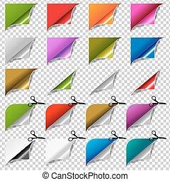 Big Color Corners Set