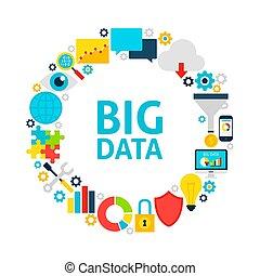 Big Data Flat Circle