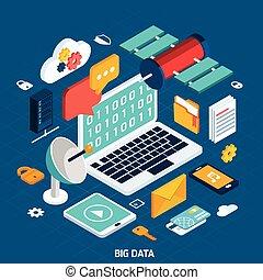Big Data Isometric Concept