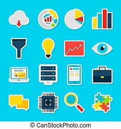 Big Data Stickers