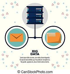 Big data technology infographic