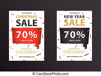 Big discount coupon for the new year and Christmas.
