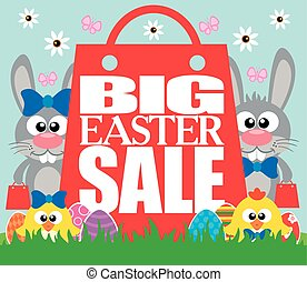 Big Easter Sale ,chickens ,rabbit