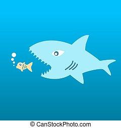 Little fish Vector Clip Art Royalty Free. 8,165 Little ...