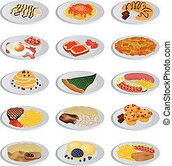 big food set