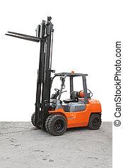Big Forklift
