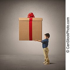 Big gift