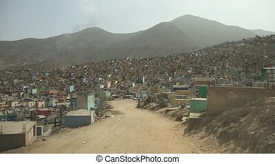 Big Graveyard - Biggest Cemetery in Southamerica and second...