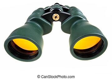 big green binocular