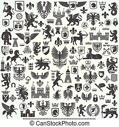 Big heraldry collection