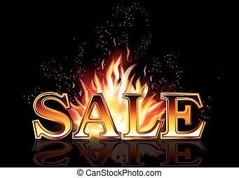 Big hot sale shopping banner