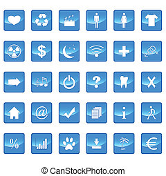 Big icons set