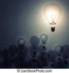 big idea background
