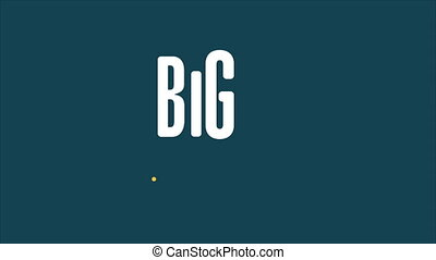 Big Idea Video animation